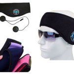 This headband features an embedded speaker for a hands-free and wireless listening experience through Bluetooth. Skiers, bikers, and runners can adjust the volume directly on the headband without slowing down their adventure.