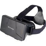A cost-efficient option for clients looking to make a statement, the virtual reality headset allows users to experience 360 degree viewing and gaming. The headset adjusts to fit most smartphones. Just download the virtual reality app to start a memorable 3D experience.