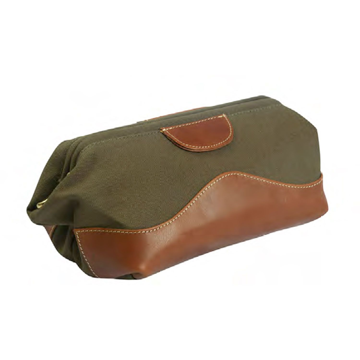 Employees will appreciate receiving this travel bag just in time for holiday trips. The large mouth opening makes it easy to pack while the full-grain buffalo hide adds impeccable style.