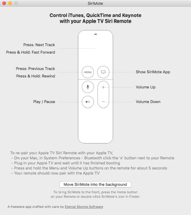 2 Siri Remote Connected