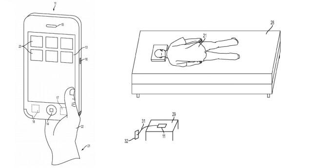 iPhone brevetto