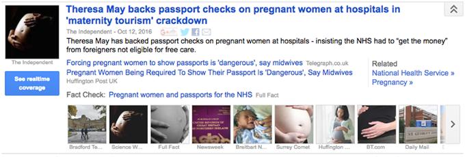 Google previene le bufale con il fact checking