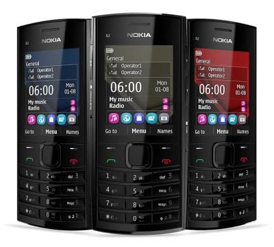 Nokia X2-02 Price India, Specs and Reviews | SAGMart
