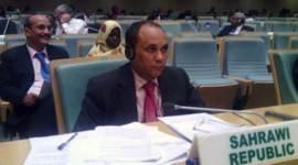 السفير الصحراوي بأثيوبيا