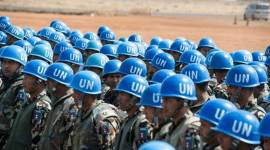مغاربة ضمن القبعات الزرق