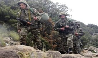 Algerian army