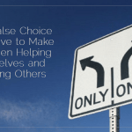 The False Choice We Have to Make Between Helping Ourselves and Helping Others