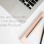 Petitions and Boycotts: Why I Am Boycotting Nestlé Products