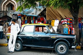Taxi Walla - Mumbai, India