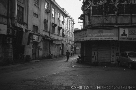 Colaba Alley Way - Mumbai, India