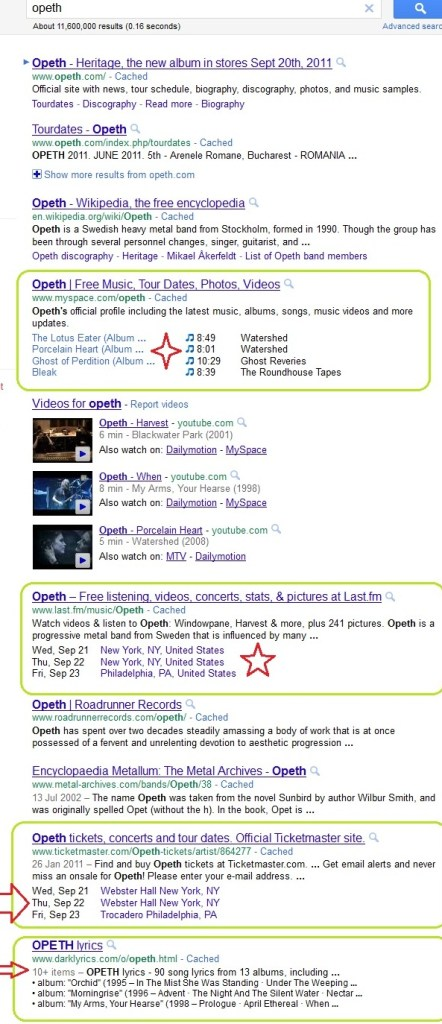 opeth - Google Search