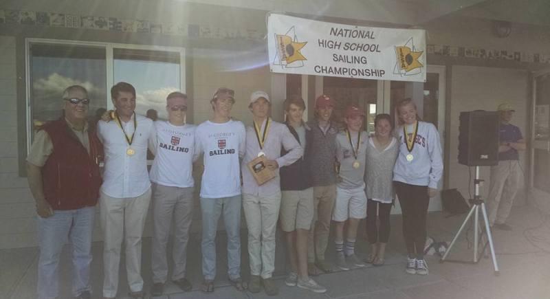 2016 KO Sailing High School Team of the Year Announced!