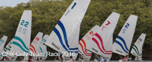 Chix Only Team Race @ Tufts Bacow Sailing Pavilion | Medford | Massachusetts | United States