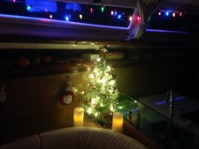 Boat Christmas Tree