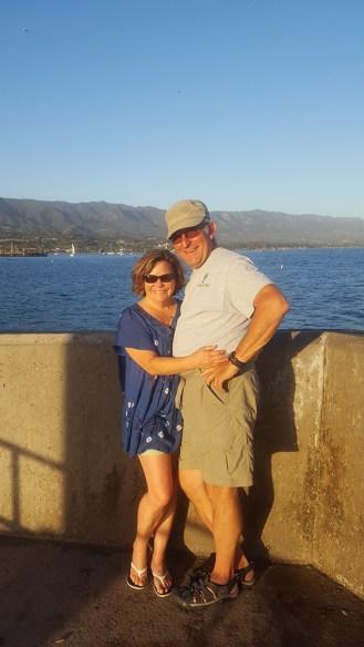 Lovely Evening, Santa Barbara Pier