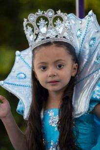 Loreto, carnival princess