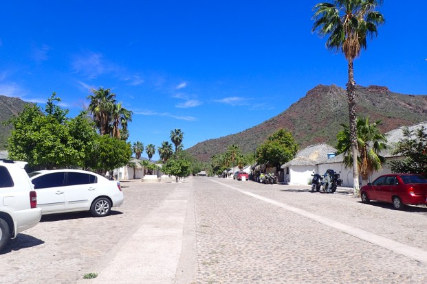 San Javier Town