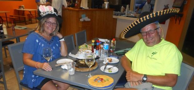 Fun at Mariscos El Rey