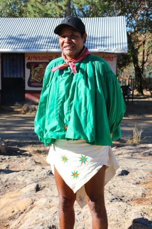 Manuel, Tarahumara