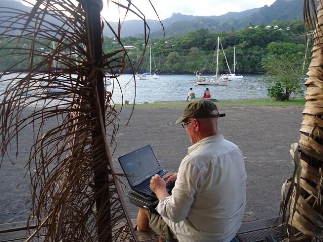 Atuona, Hiva Oa, Marquesas