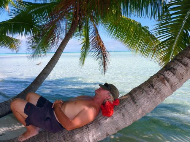 Sailing French Polynesia