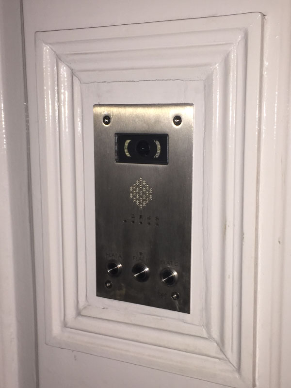 Saintly Security Access Control Door Entry Systems