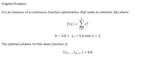 Basin Function