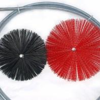 PVC četke i sajla