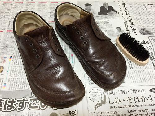 140606靴磨き02