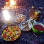 二泊三日キャンプ釣行|野外調理まとめ