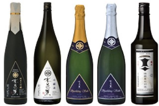 Winners of the 2014 Fine Sake Awards Japan