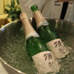 Sake at the Japanese Consulate