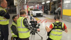 F-Type Production Line at Castle Bromwich
