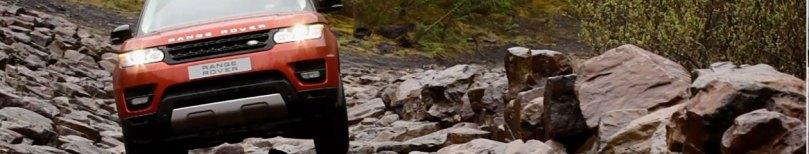 Range Rover Sport Product Film
