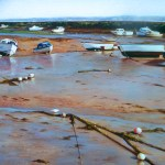 Detail 2 Harbour in Summer