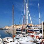 Harbour at St Tropez