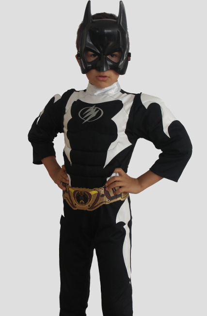 110. Power Rangers Black