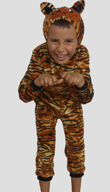 141. Tygrysek