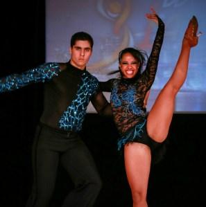 Derek Marrero & Keesha Roberts