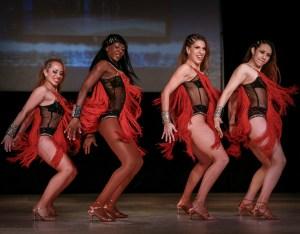 Lady Mambo World Latin Dance Cup