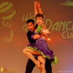 World Latin Dance Cup 2013 Isabel Hawkins & Jonathan