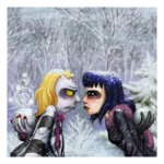 Beetlejuice-and-Lydia-ina-snowball-fight-AWWW-beetlejuice-and-lydia-3-15169573-1024-1024
