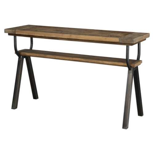 Smothery Industrial Console Table Industrial Console Table Salty Home Industrial Console Table Canada Industrial Console Table Shelves
