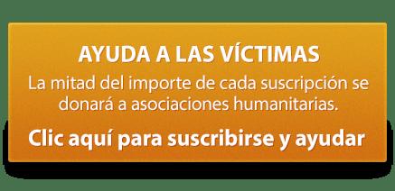 Suscribirme y ayudar a las víctimas de Siria