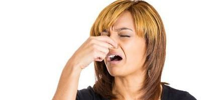 Gases extremadamente olorosos