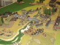 Bavarian Skirmishers duelling with Austrian Guns and Grenzers