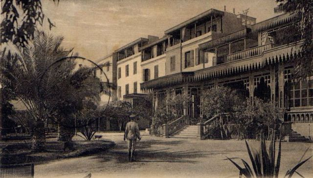 Il Mena House Hotel c.1926 - Henry Folland