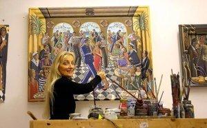 PJ Crook Painter