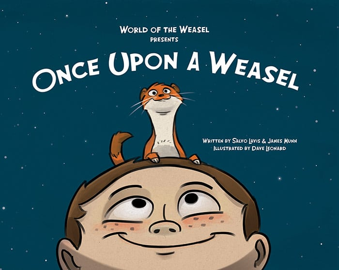 Once Upon a Weasel cover_700px
