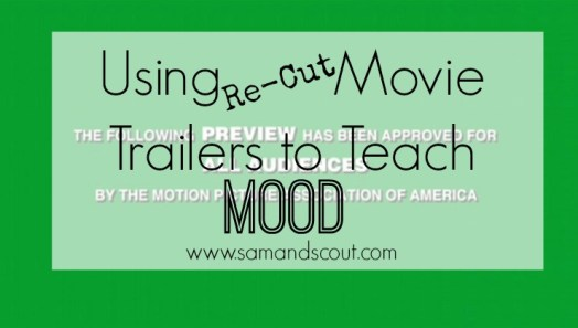 Movie Trailer Graphic